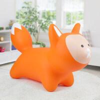 儿童充气玩具跳跳马橡胶����同款充气皮马加大厚无毒宝宝坐骑玩具