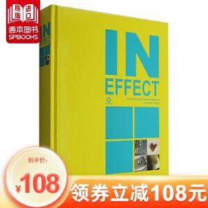 特效:设计中的材料与工艺应用 In Effect 平面设计 英文原版图书书籍 善本图书官方出版