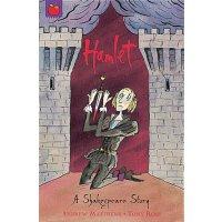 【现货】英文原版 莎士比亚儿童读本:哈姆雷特 (64页)A Shakespeare Story: Hamlet 978