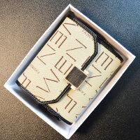 新款时尚韩版小钱包女短款真皮女式牛皮多卡位卡包钱夹零钱包