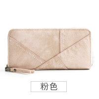 新款新款钱包女长款日韩版学生原宿复古多卡位拉链手拿包