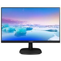 飞利浦(PHILIPS) 273V7QSB 27英寸液晶显示器 IPS广视角 滤蓝不闪爱眼电脑显示屏 273V7QSB