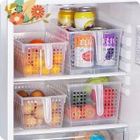 【支持礼品卡】冰箱收纳整理盒食物盒储存盒放菜食物盒子塑料厨房水果蔬菜冷藏盒y0a