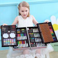 儿童工具学习用品礼盒小学生水彩笔绘画笔套装圣诞节礼物画画套装