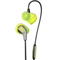 【当当自营】JBL Endurance Run 黄色 入耳式有线运动音乐耳机耳麦 可通话绕耳式耳麦