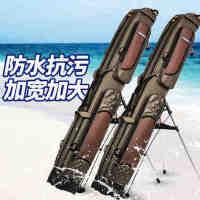 1.25米三层超大专业渔具包/鱼竿包/渔具配件鱼具包鱼包