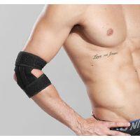 运动护肘男护具羽毛球手肘护腕网球健身训练关节手臂体育用品装备