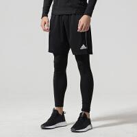 adidas阿迪达斯男子运动短裤2018新款足球训练比赛运动服CE9031