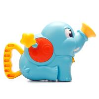 宝宝洗澡玩具小孩子玩水儿童沐浴抽水小象婴儿浴室戏水喷水花洒