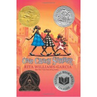 One Crazy Summer 疯狂的夏天(2011年纽伯瑞银奖) ISBN9780060760908