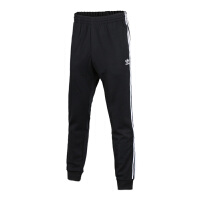 Adidas/阿迪达斯男装 2018新款三叶草SST TP运动透气休闲长裤 CW1275