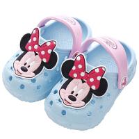儿童男女童沙滩鞋防滑软底1-3岁幼儿凉拖鞋