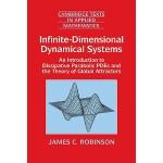 【预订】Infinite-Dimensional Dynamical Systems: An Introduction