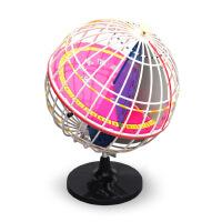 J3405经纬度模型 32cm地球经纬仪 初高中学地理教学仪器实验器材