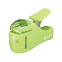 日本国誉 环保彩色无钉订书机 可装5枚纸 便携订书器 SLN-MSH205