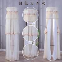 罩套柜机圆形圆柱格力客厅海尔奥克斯柜式立式空调防尘罩格米诺