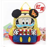 14迪士尼米奇儿童小包 卡通包 幼儿园休闲双肩背包