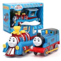 小火车套装轨道汽车宝宝男生儿童玩具车男孩1--3-6周岁