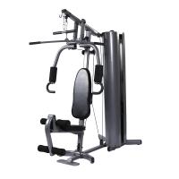 胸推器材 单人站综合训练器 多功能力量健身器材 推胸扩胸曲腿HW 舒华单人站