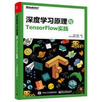 深度学习原理与TensorFlow实践 自学谷歌人工智能语音图像识别开源系统机器工程师算法开发应用技术员教程书籍