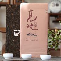 [当当自营] 云南普洱茶熟砖 高枕无忧陈年普洱熟茶砖     3000克/片