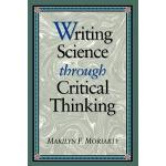【预订】Writing Science Thru Critical Thinking
