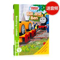 (88选5)托马斯和朋友们Thomas and Friends Bill and Ben英文原版分级阅读入门级Readi