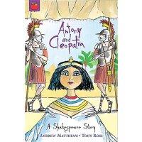 【现货】英文原版 莎士比亚儿童读本:安东尼奥与克丽奥特佩拉 (64页)A Shakespeare Story: Ant