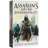 刺客信条8底层世界 英文原版书 Assassin's Creed Underworld 畅销游戏小说书籍 英文版原版
