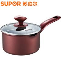 【当当自营】SUPOR苏泊尔 16cm不粘奶锅(电磁炉通用)PT16K1
