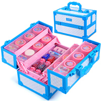20180712071948665儿童化妆品公主彩妆盒宝宝玩具化妆包套装小女孩礼物美妆化妆盒