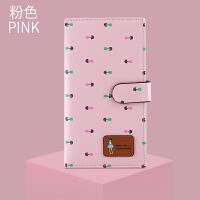 七夕礼物麦梵思20卡位 55卡位 65卡位卡包 多卡位大容量 女式韩版银行卡包 粉色(65卡位)