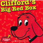 Clifford's Big Red Box 大红狗故事集10本套装ISBN9780545560252