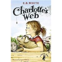 Charlotte's Web(A Puffin Book) 夏洛的网ISBN9780141354828