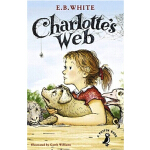 Charlotte's Web(A Puffin Book) 夏洛的网ISBN9780141354828