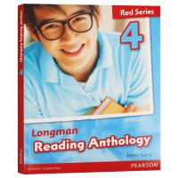 朗文阅读文选4红色系列 Longman Reading Anthology Red Series 英文原版 提高阅读理解