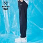 诺诗兰童裤儿童速干长裤2021年夏季新品快干运动裤男童休闲裤裤子