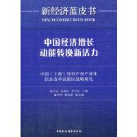 中国经济增长动能转换新活力――中国(上海)知识产权产业化综合改革试验区战略研究