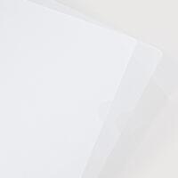 广博(GuangBo)10只装L型A4文件夹/资料夹/透明文件套/办公用品P0001