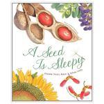 【预订】A Seed Is Sleepy沉睡的种子 英文儿童绘本 科普认知自然读物