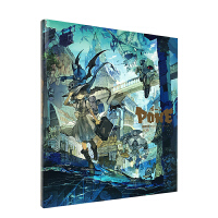【预订】日本Pixiv人气插画师 Posuka Demizu The Art of Posuka Demizu出水ぽす