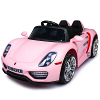 宝宝汽车摇摆遥控童车儿童电动车四轮可坐玩具车