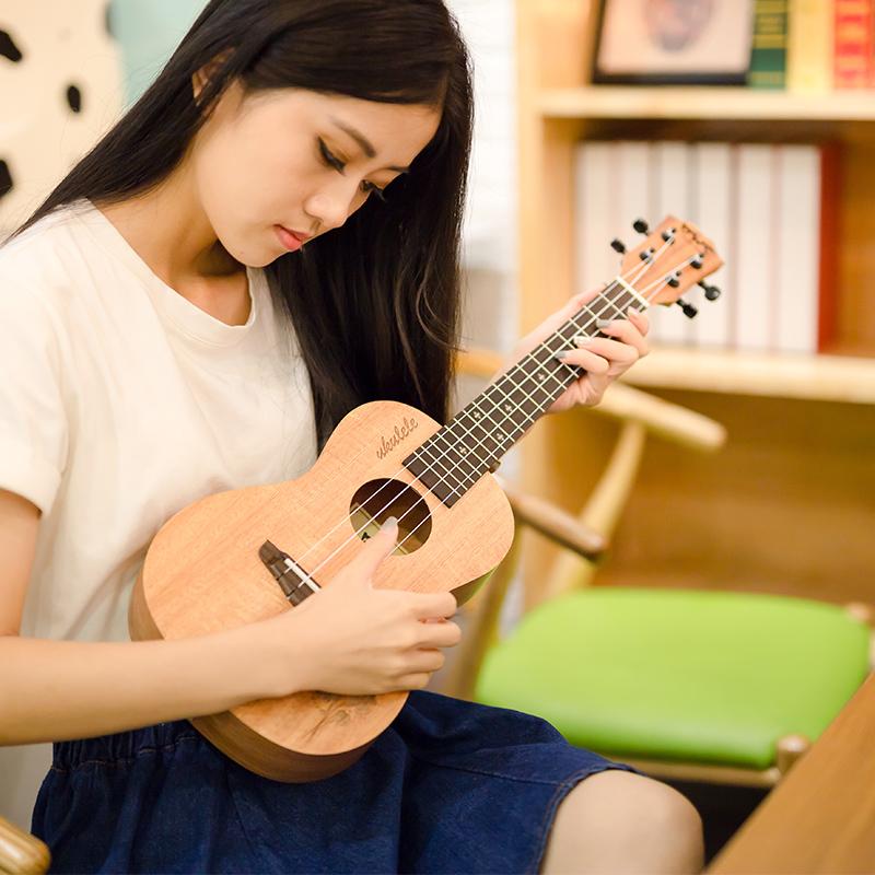 初学者学生女男23寸26寸乌克丽丽儿童小吉他