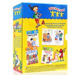学乐出版 Scholastic Word Family Tales 25册 英文原版 童话故事词根学习家庭教材盒装+家