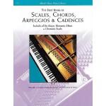【预订】Scales, Chords, Arpeggios and Cadences: First Book