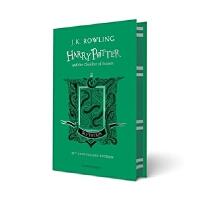 英文原版 哈利波特与密室20周年学院纪念:斯莱特林版 精装 Harry Potter and the Chamber