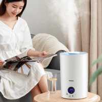 加水加湿器家用静音卧室内空调净化空气大雾量孕妇婴儿喷雾kb6