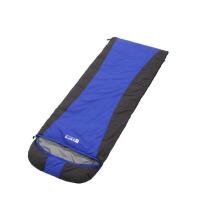 户外信封式羽绒睡袋成人冬季保暖加厚野营单人可拼接