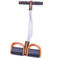 GASLION 格狮伦 礼品运动用品健身器材脚蹬式健腹器脚踏拉力器G004