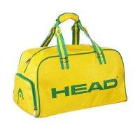 HEAD/海德 HEAD 美网限量版单肩包 衣物包 手拎包 黄色 283913-Y